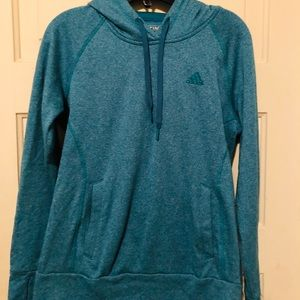 Adidas women's zip up hoodie size small